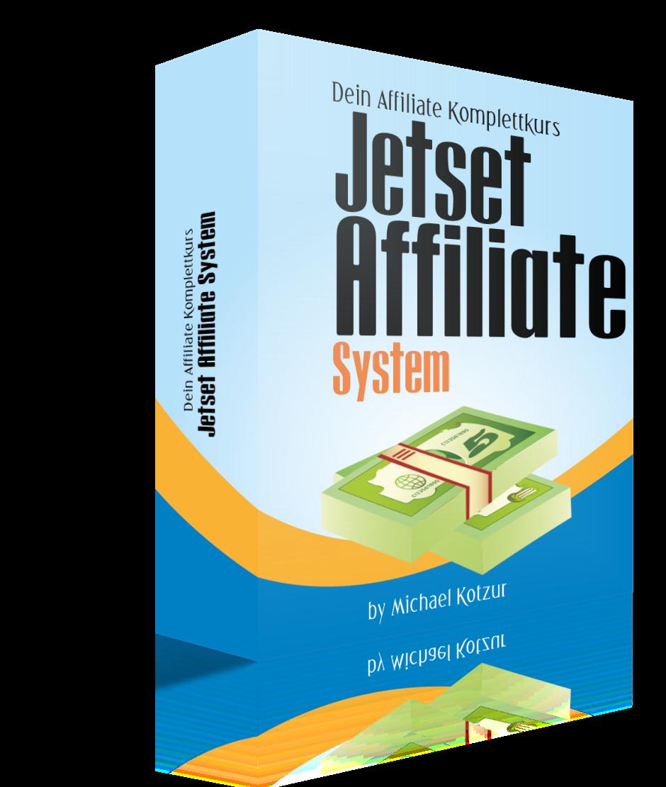 Affiliate Jetset System
