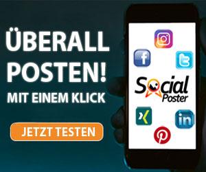 Banner Social Poster Testphase